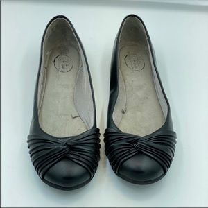 Life Stride Simply Comfort Flats 8.5 Black
